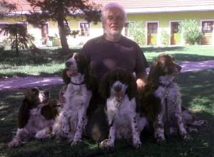 Pluto, Bonny, Dolly, Holly